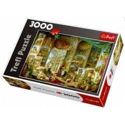 Trefl - 33034 - Puzzle 3000 - Antyk