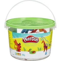 PLAY-DOH Ciastolina w Wiaderku Zestaw ZWIERZĘTA Hasbro 23413 23242