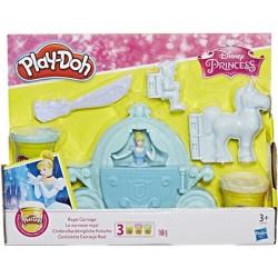 PLAY-DOH Zestaw Ciastolina Disney Princess KOPCIUSZEK C1045 Hasbro