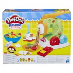 HASBRO B9013 - Zestaw Ciastolina Play-Doh - FABRYKA MAKARONU