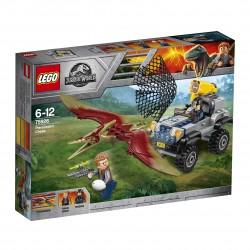 LEGO JURASSIC WORLD 75926 Pościg za Pteranodonem