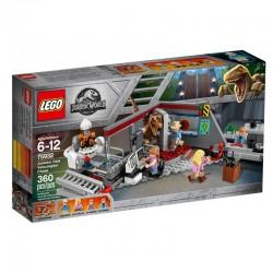 LEGO JURASSIC WORLD 75932 Pościg Raptorów