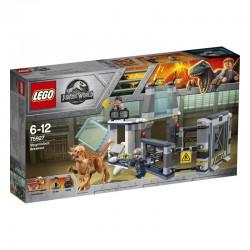 LEGO JURASSIC WORLD 75927 Ucieczka z Laboratorium ze Stygimolochem