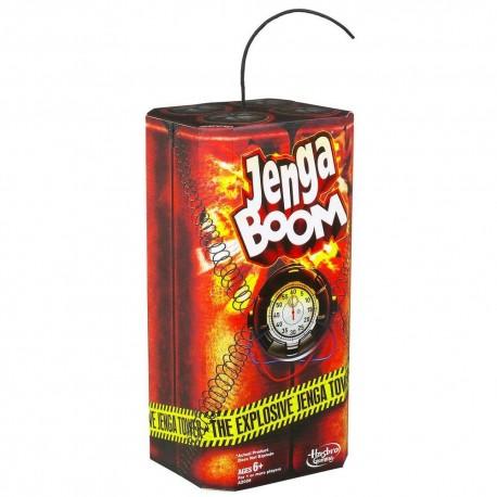 Hasbro - A2028 - Gra Zręcznościowa - Jenga Boom