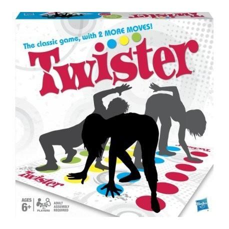 Hasbro - 98831 - Gra Zręcznościowa - Twister