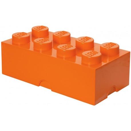 LEGO Pojemnik 8 na Zabawki Pomarańczowy