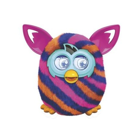 Hasbro - A6119 - Furby Boom Sunny - Poprzeczne Prążki