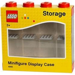 LEGO 4065 Pojemnik Sorter na Figurki CZERWONY