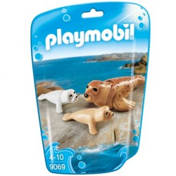 PLAYMOBIL 9069 Family Fun FOKI