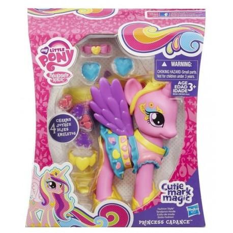 Hasbro - B0361 - My Little Pony - Cutie Mark Magic - Fashion style - Księżniczka Cadance