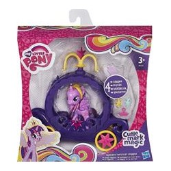 Hasbro - B0359 - My Little Pony - Cutie Mark Magic - Karoca Księżniczki Twilight Sparkle