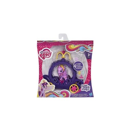 Hasbro - B0359 - My Little Pony - Cutie Mark Magic - Karoca Księżniczki Twilight Sparkle
