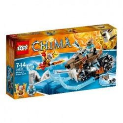 LEGO CHIMA 70220 Motocykl Strainora NOWOŚĆ 2015