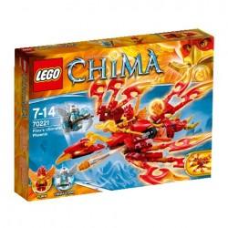 LEGO CHIMA 70221 Pojazd Flinxa NOWOŚĆ 2015