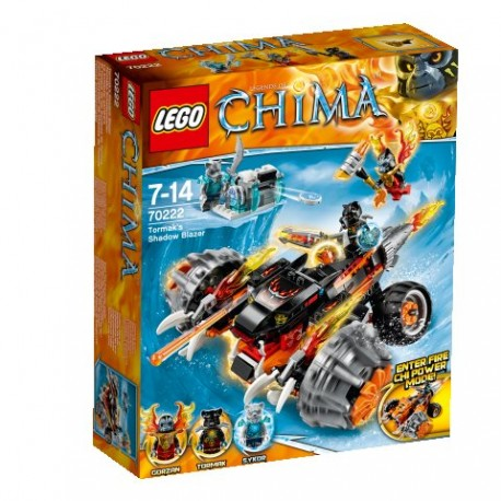 LEGO CHIMA 70222 Pojazd Tormaka NOWOŚĆ 2015