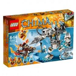 LEGO CHIMA 70223 Niszczyciel Icebite'a NOWOŚĆ 2015