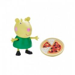 TM TOYS Świnka Peppa Koza Gabriela z Pizzą 06665