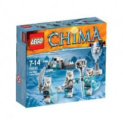 LEGO CHIMA 70230 Plemię Lodowych Niedźwiedzi NOWOŚĆ 2015