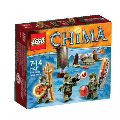 LEGO CHIMA 70231 Plemię Krokodyli NOWOŚĆ 2015