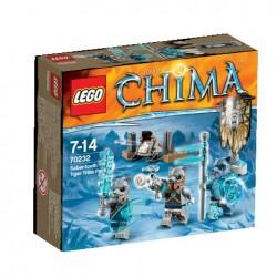 LEGO CHIMA 70232 Plemię Tygrysów Szablozębnych NOWOŚĆ 2015
