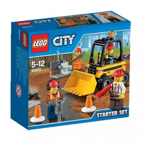 LEGO CITY 60072 Rozbiórka Wyburzanie - Zestaw Startowy NOWOŚĆ 2015