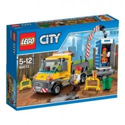 LEGO CITY 60073 Rozbiórka - Wóz Techniczny NOWOŚĆ 2015
