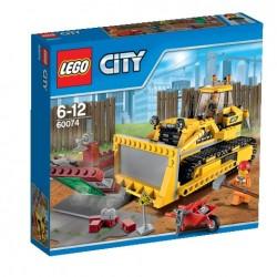 LEGO CITY 60074 Rozbiórka - Buldożer NOWOŚĆ 2015
