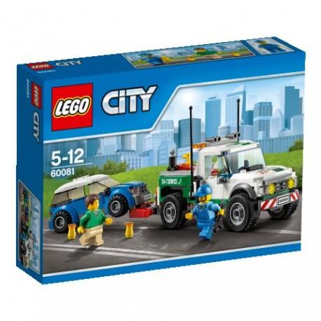 LEGO CITY 60081 Superpojazdy - Samochód Pomocy Drogowej NOWOŚĆ 2015