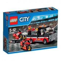 LEGO CITY 60084 Superpojazdy - Transporter Motocykli NOWOŚĆ 2015