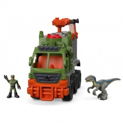 Fisher-Price JURASSIC WORLD Transporter Dinozaurów FMX87