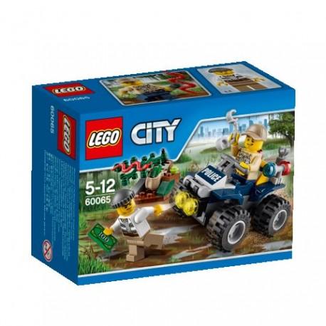 LEGO CITY 60065 Policja - Patrolowy Quad NOWOŚĆ 2015