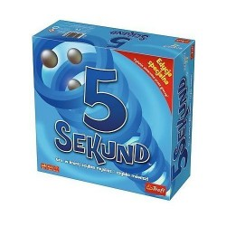 TREFL 01282 Gra Planszowa Edycja Specjalna 5 SEKUND 01282