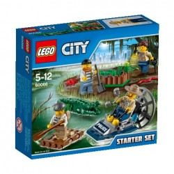 LEGO CITY 60066 Policja - Policja Wodna - Zestaw Startowy NOWOŚĆ 2015