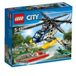 LEGO CITY 60067 Policja - Pościg Śmigłowcem NOWOŚĆ 2015