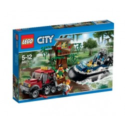 LEGO CITY 60071 Policja - Wielkie Zatrzymanie NOWOŚĆ 2015