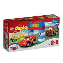 LEGO DUPLO 10600 Cars Auta - Zygzak i Złomek NOWOŚĆ 2015