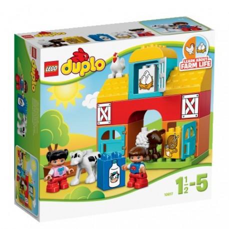 LEGO DUPLO 10617 Moje Pierwsze Klocki - Moja Pierwsza Farma NOWOŚĆ 2015