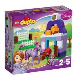 LEGO DUPLO 10594 Jej Wysokość Zosia - Królewska Stajnia NOWOŚĆ 2015