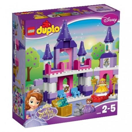 LEGO DUPLO 10595 Jej Wysokość Zosia - Królewski Zamek NOWOŚĆ 2015