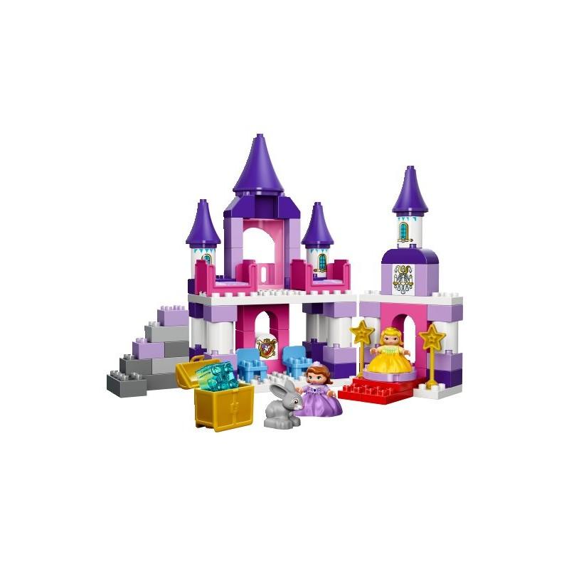 Lego Duplo 10595 Jej Wysokość Zosia Królewski Zamek Nowość 2015