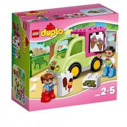 LEGO DUPLO 10586 Lego Ville - Furgonetka Lodziarza NOWOŚĆ 2015
