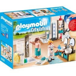 PLAYMOBIL 9268 City Life ŁAZIENKA