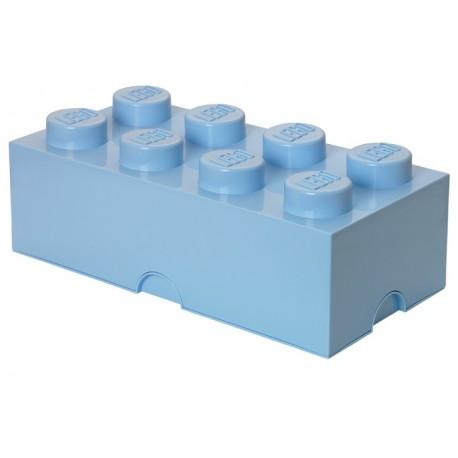 LEGO Pojemnik 8 na Zabawki Błękitny