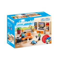 PLAYMOBIL 9267 City Life SALON
