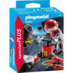 PLAYMOBIL 9092 Special Plus Wysadzanie Skały
