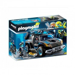 PLAYMOBIL 9254 TOP AGENTS Pick-Up Dr. Drone'a