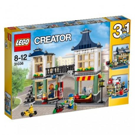 LEGO CREATOR 31036 Sklep z Zabawkami i Owocami NOWOŚĆ 2015