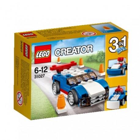 LEGO CREATOR 31027 Niebieska Wyścigówka NOWOŚĆ 2015