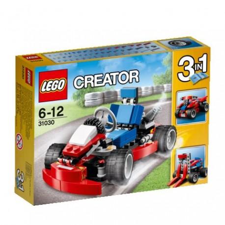 LEGO CREATOR 31030 Czerwony Gokart NOWOŚĆ 2015