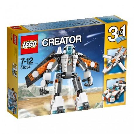 LEGO CREATOR 31034 Robot Przyszłości NOWOŚĆ 2015